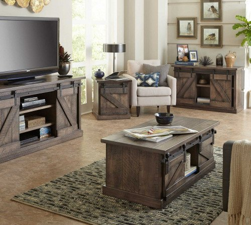 The Durango Living Room Collection From Signature Fine Furnishings