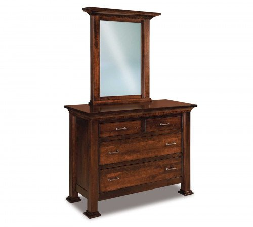 The Empire-4-drawer-Dresser From Signature Fine Furnishings