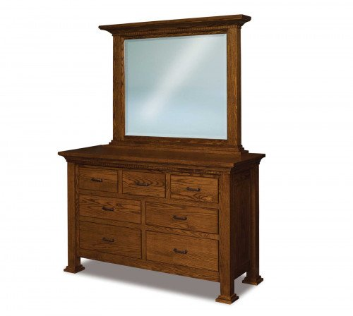 The Empire-7-drawer-Dresser From Signature Fine Furnishings