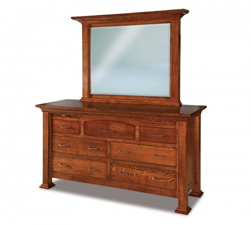 The Empire-7-drawer-Jewelry-Dresser From Signature Fine Furnishings
