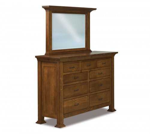 The Empire-9-drawer-Dresser From Signature Fine Furnishings