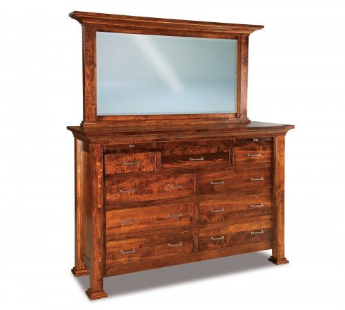 The Empire-9-drawer-Jewelry-Dresser From Signature Fine Furnishings