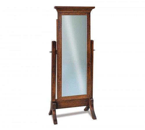 The Empire Cheval Mirror From Signature Fine Furnishings