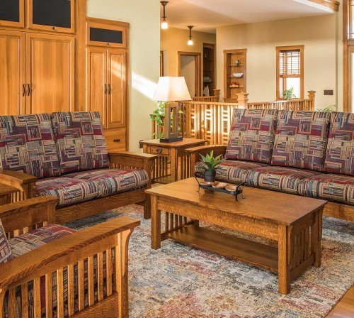 The Empire Living Room Collection From Signature Fine Furnishings