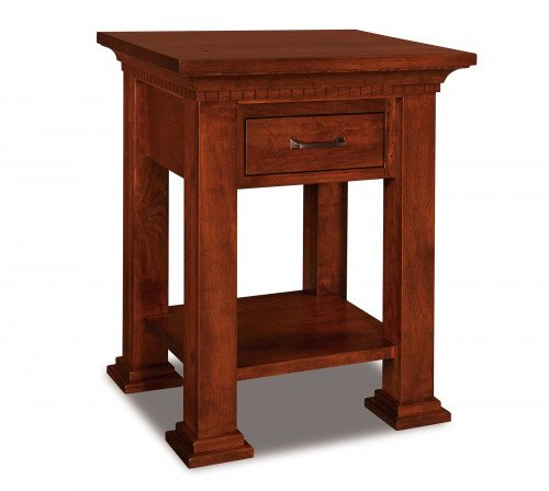 The Empire-Open-Nightstand From Signature Fine Furnishings