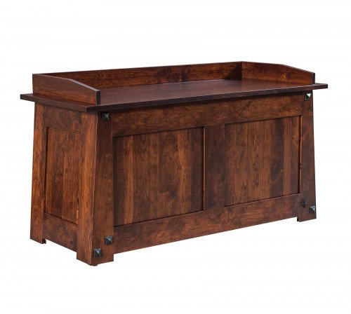 The Encada Blanket Chest From Signature Fine Furnishings