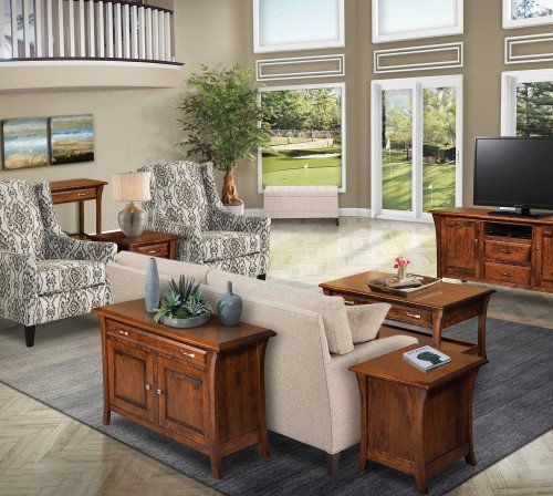 The Ensanada Living Room Collection From Signature Fine Furnishings