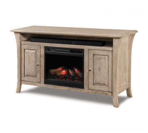 """The Ensenada 63"""" Fireplace Entertainment Center From Signature Fine Furnishings"""