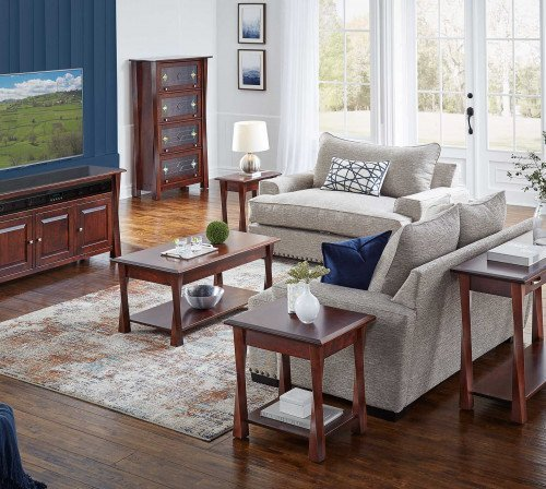 The Lexington Arc Living Room Collection From Signature Fine Furnishings