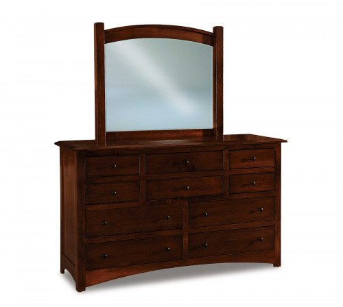 The Finland 10-drawer Dresser From Signature Fine Furnishings