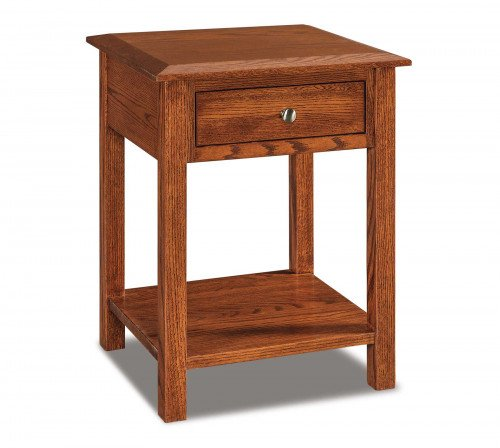 The Finland Open Nightstand From Signature Fine Furnishings