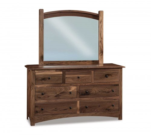 The Finland 59 in.  7 drawer Dresser From Signature Fine Furnishings