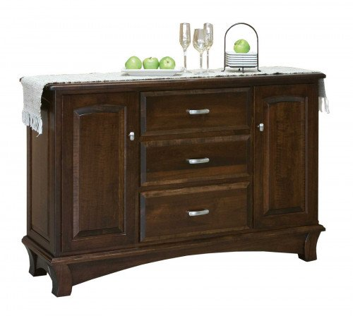 The Grand Island 3-Drawer Sideboard From Signature Fine Furnishings