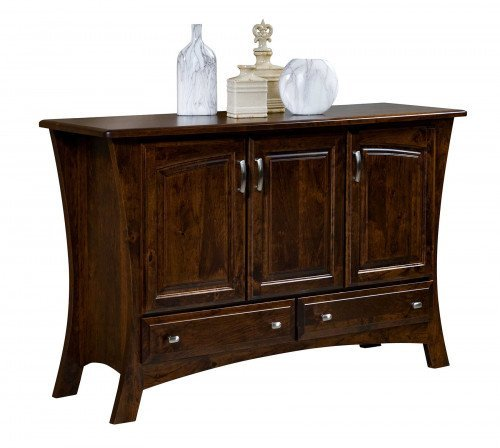 The Grand Island 3-Door Sideboard From Signature Fine Furnishings
