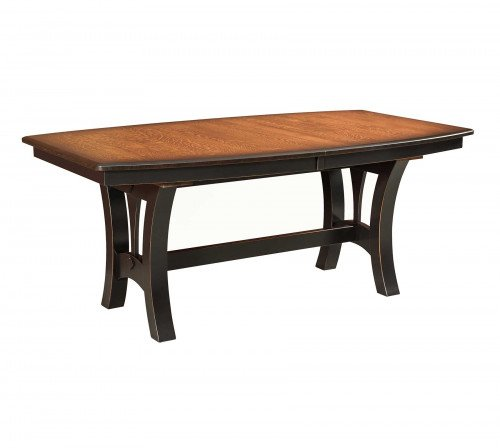 The Grand Island Trestle Table From Signature Fine Furnishings