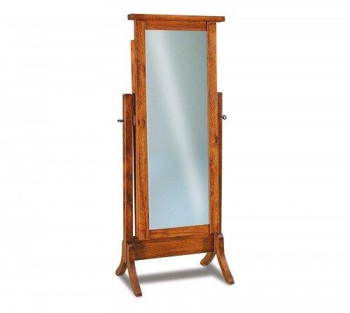 The Heidi Jewelry Mirror From Signature Fine Furnishings