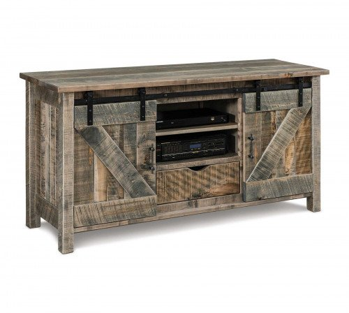 """The Houston 60"""" Entertainment Center From Signature Fine Furnishings"""