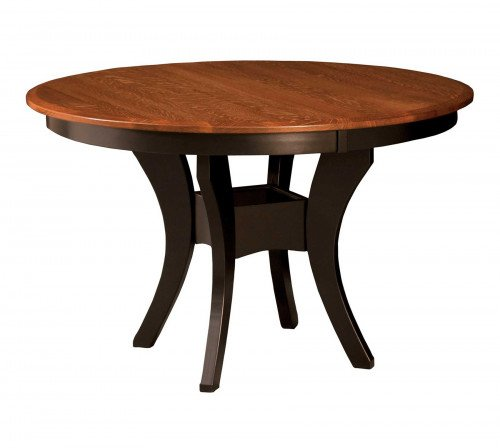 The Imperial Single Pedestal Table From Signature Fine Furnishings