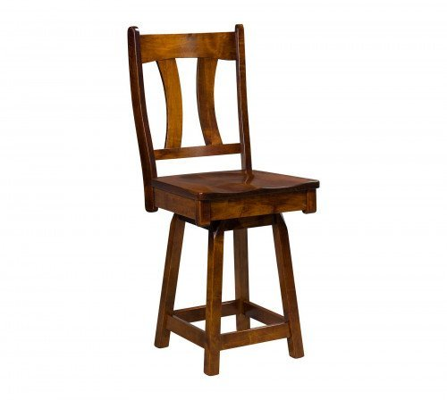 The Imperial Swivel Barstool From Signature Fine Furnishings