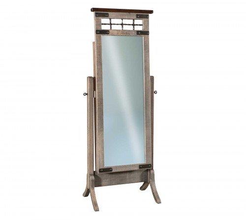 The Ironwood Jewelry Mirror From Signature Fine Furnishings
