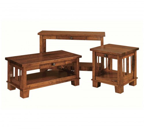 The Larado Coffee Table From Signature Fine Furnishings