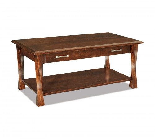 The Lexington Arc Coffee Table From Signature Fine Furnishings