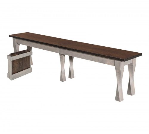 The Lexington Bench From Signature Fine Furnishings