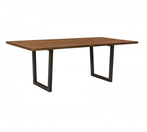 The Lifestyle Trestle Table From Signature Fine Furnishings