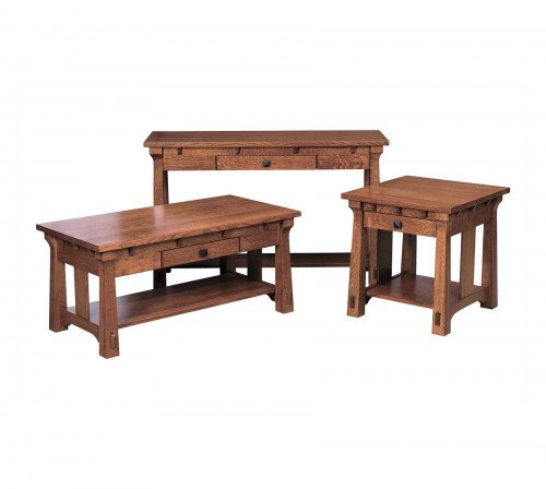 The Manitoba Coffee Table From Signature Fine Furnishings