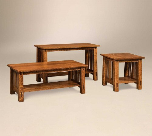 The McCoy Coffee Table From Signature Fine Furnishings