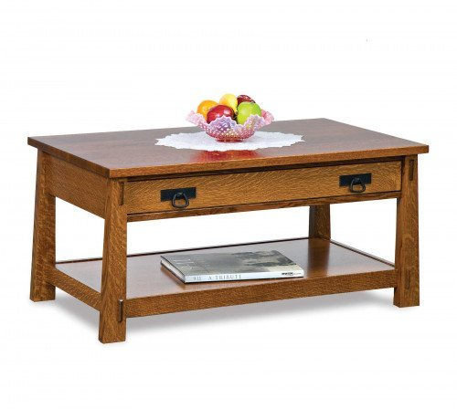 The Modesto Coffee Table From Signature Fine Furnishings