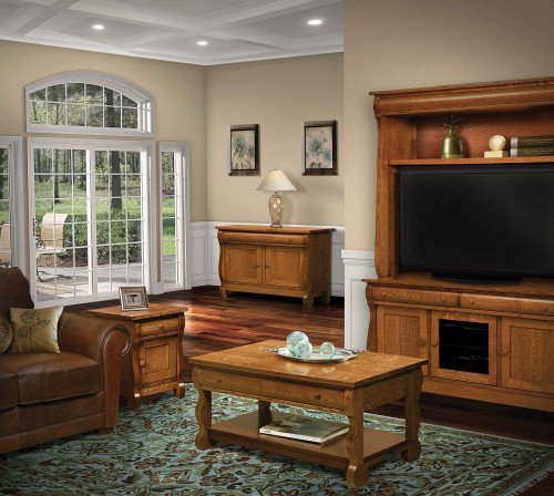 The Old Classic Sleigh Living Room Collection From Signature Fine Furnishings