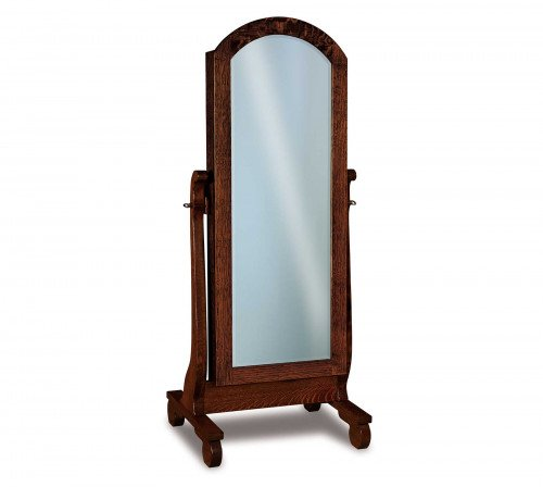 The Old Classic Sleigh-Jewelry-Mirror From Signature Fine Furnishings