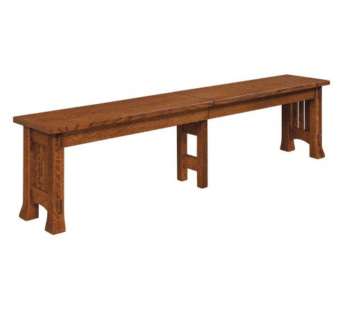 The Olde Century Bench From Signature Fine Furnishings