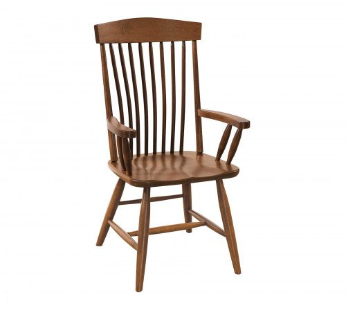 The Arlington Arm Chair From Signature Fine Furnishings