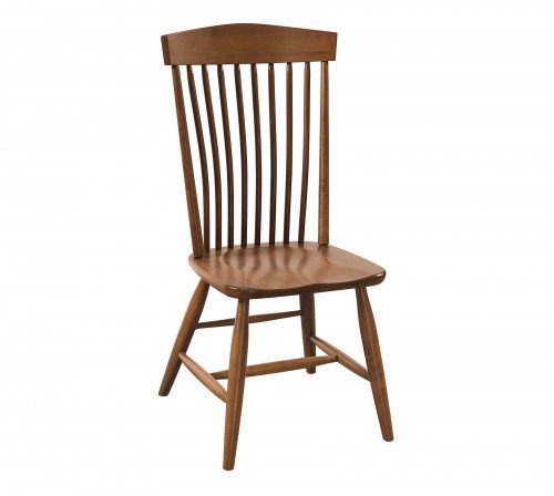 The Arlington Side Chair From Signature Fine Furnishings