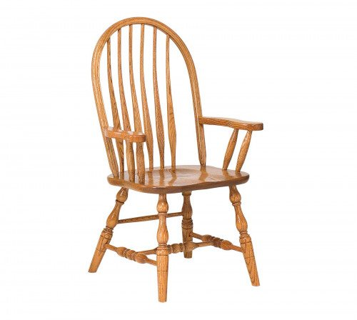 The Bent Feather Bow Arm Chair From Signature Fine Furnishings
