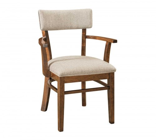 The Emerson Arm Chair From Signature Fine Furnishings