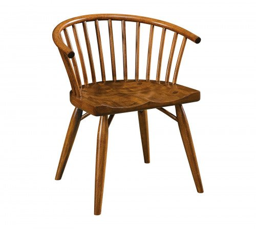 The Espin Arm Chair From Signature Fine Furnishings