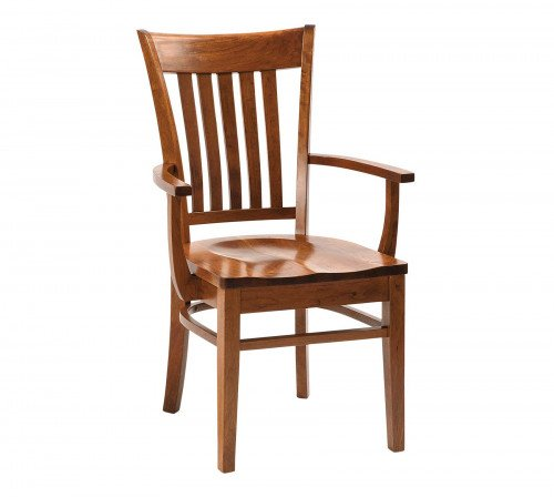 The Harper Arm Chair From Signature Fine Furnishings