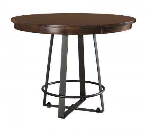 The Iron Craft Pub Table From Signature Fine Furnishings