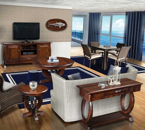 The Ensenada Living Room Collection From Signature Fine Furnishings