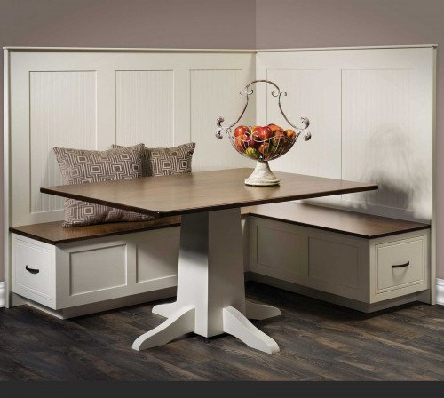 The South Haven Nook Set From Signature Fine Furnishings