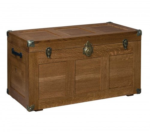The Triple Panel Trunk From Signature Fine Furnishings