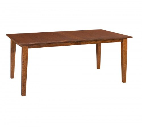 The Denver Leg Table From Signature Fine Furnishings