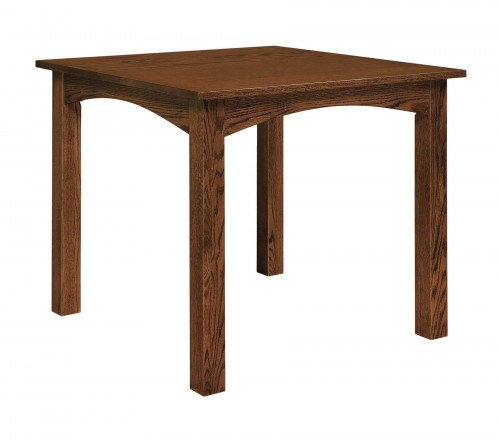The Madison Pub Table From Signature Fine Furnishings