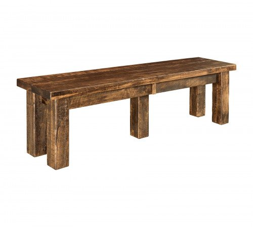 The Houston Bench From Signature Fine Furnishings