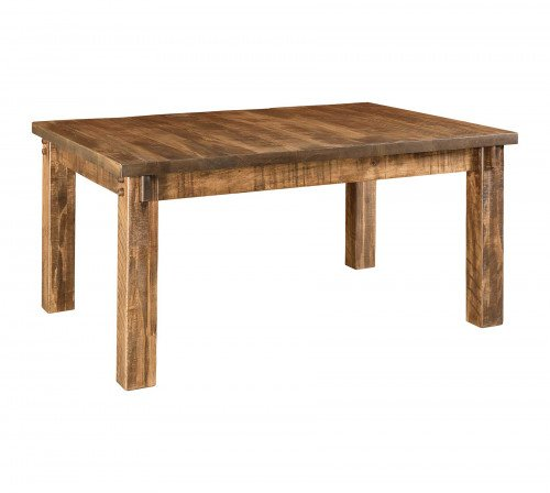 The Houston Leg Table From Signature Fine Furnishings