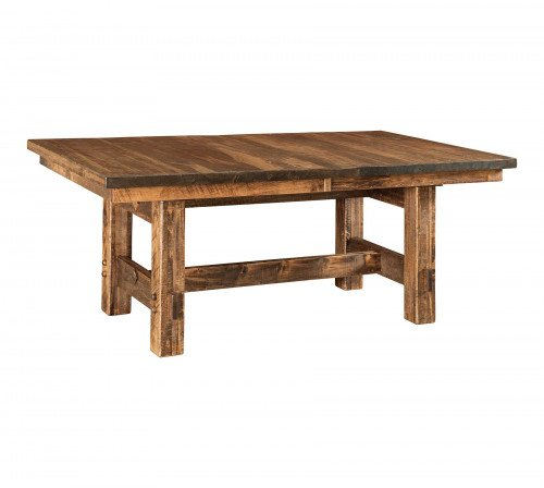 The Houston Trestle Table From Signature Fine Furnishings