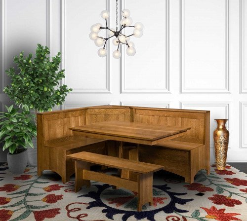 The Woodside Nook Set From Signature Fine Furnishings